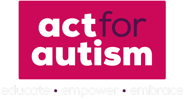 act for autism logo