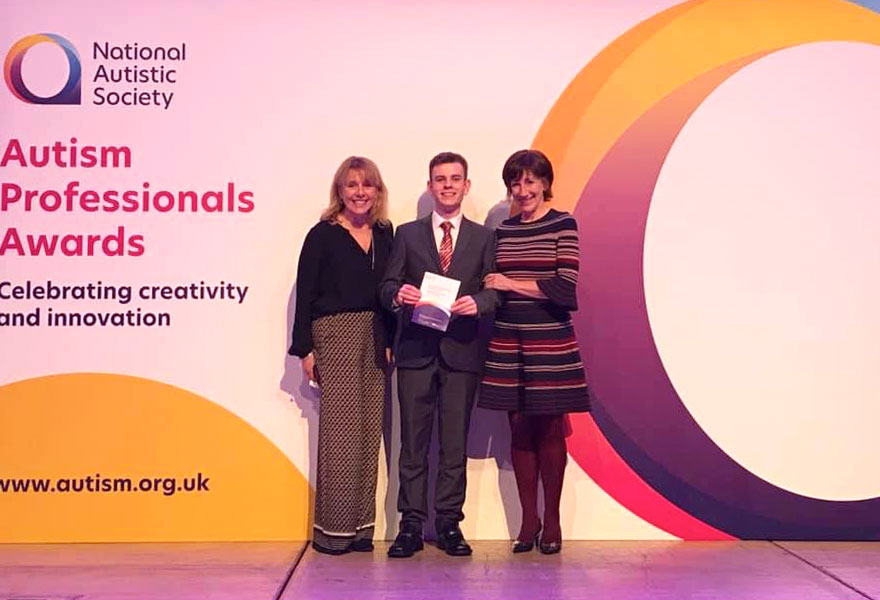 National Autistic Society – Professionals Award